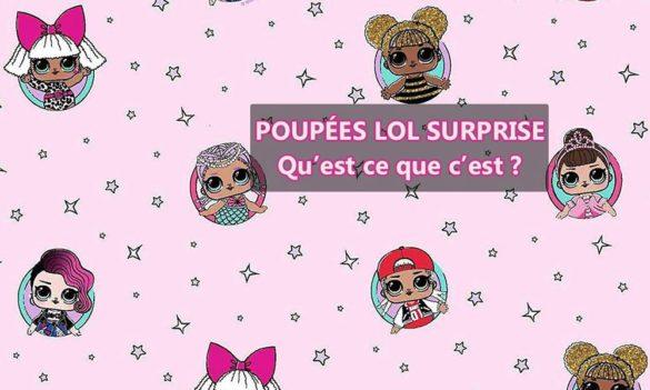Poupées LoL Surprise