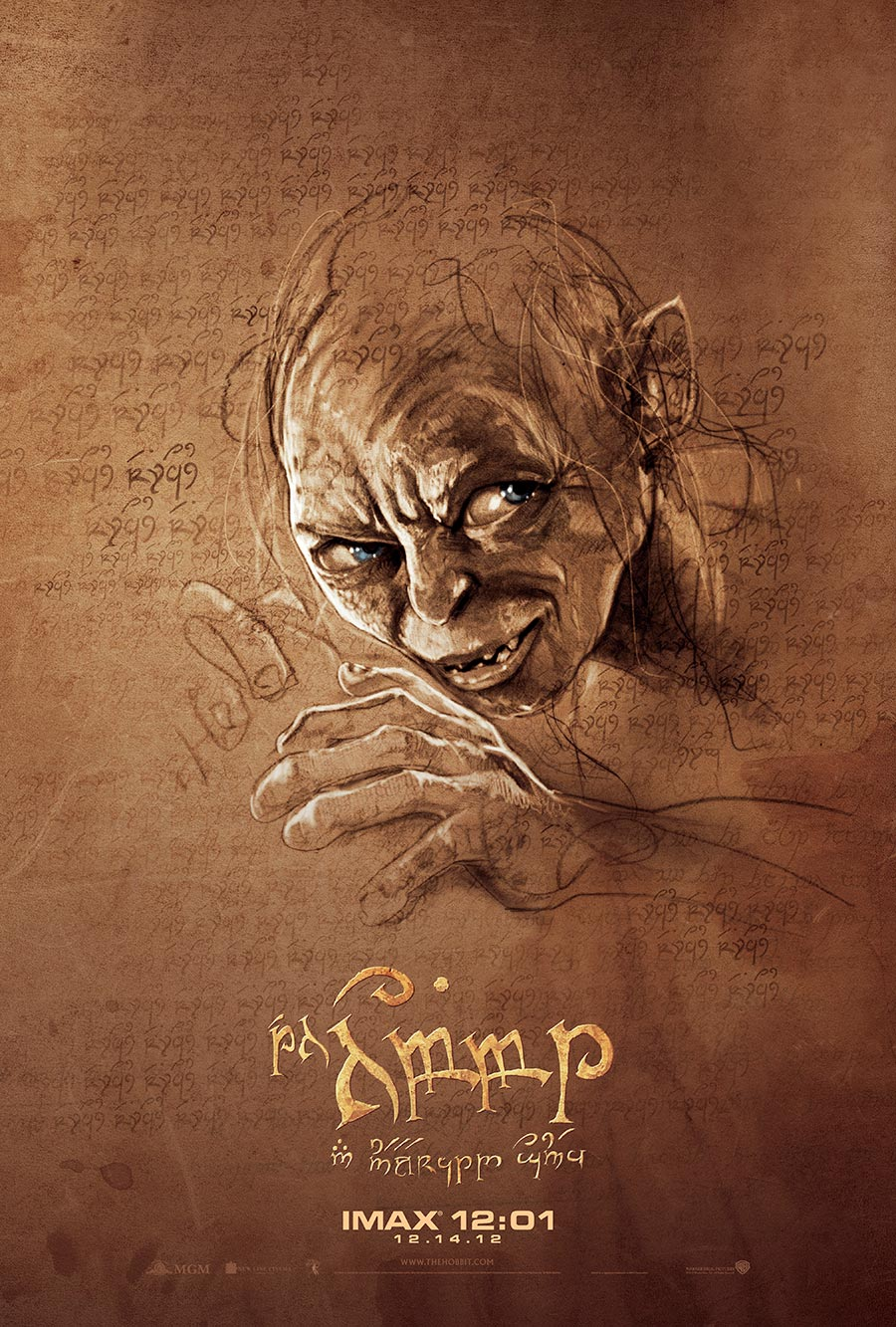 Poster IMAX The Hobbit