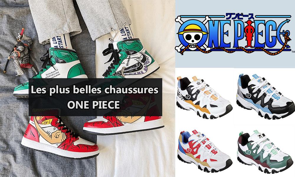 Les plus belles chaussures One Piece - Quels-sont.fr