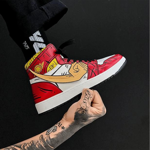 Nike Luffy