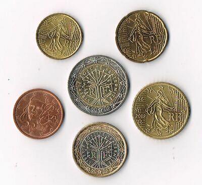 Série 2 euros France