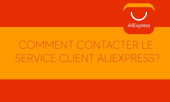 Comment contacter le service client Aliexpress