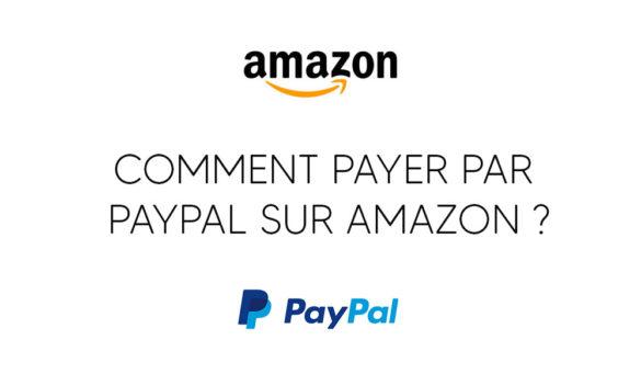 Comment payer par PayPal sur Amazon