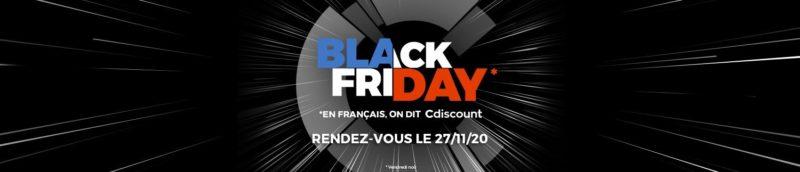 Black Friday Cdiscount