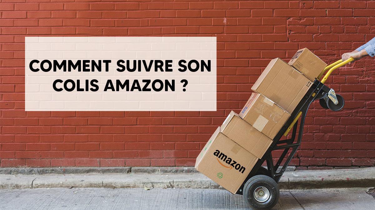 Comment facilement suivre son colis Amazon ?
